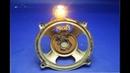 Free Energy Generator In Speaker Magnet With Light Bulb 12V 100% work