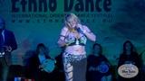 ASMAHAN - Gala Closing 26 August 2018, Russia, Saint-Petersburg Ethno Dance