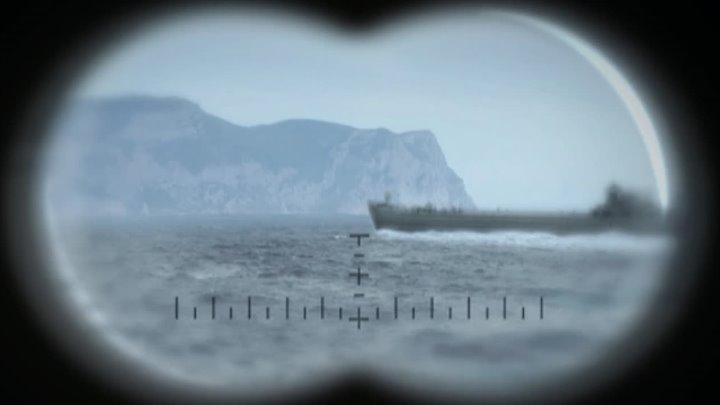 Великая война Война на Море 13-серия