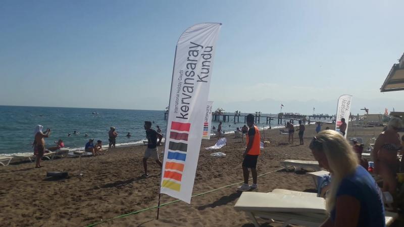 Пляжные олимпийские игры.