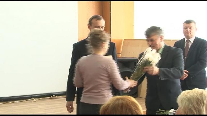 Сердобск ТВ - Поздравление работниц СМЗ