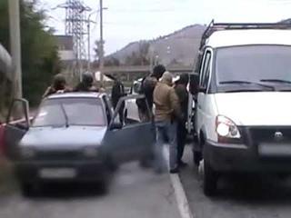 Самара. Задержание подозреваемого в приготовлении убийства четырех человек