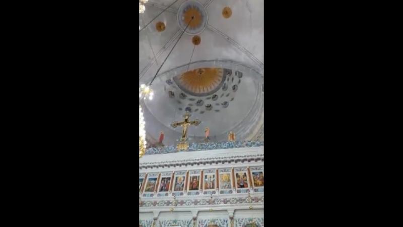 Лод Лидда храм Свщ мчн Георгия Победоносца