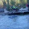 Алтай, мост к Актру