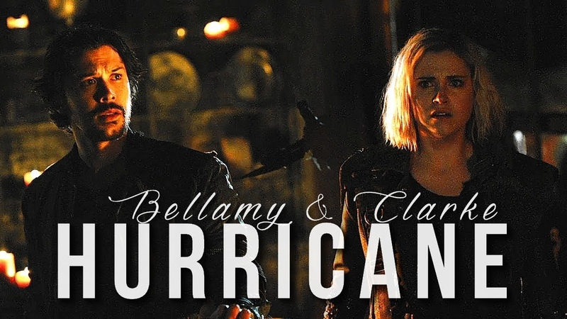Bellamy Clarke l hurricane