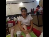 Тайский массаж ног просто обалденно*