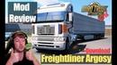 ETS2 1 31 MODS Freightliner Argosy Обзор Модов Euro Truck Simulator 2
