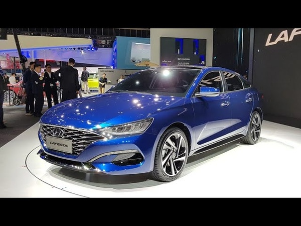2019 Hyundai Lafesta Revealed