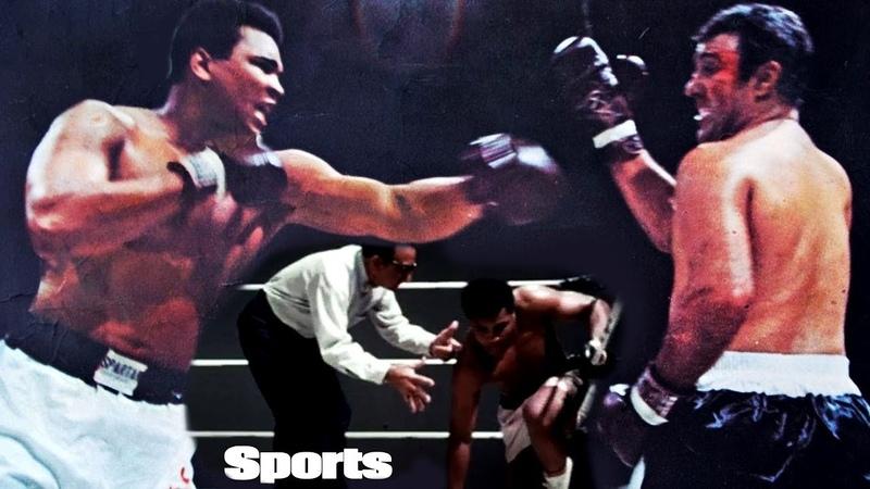 Самый лучший боксер всех времен! Забытая история о бое Моха́ммеда Али́ и Рокки Марчиано!