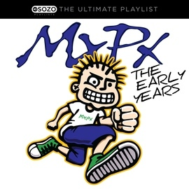 MxPx альбом The Ultimate Playlist - The Early Years