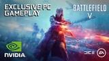 Эксклюзивный геймплей Battlefield V на GeForce GTX 1080 Ti