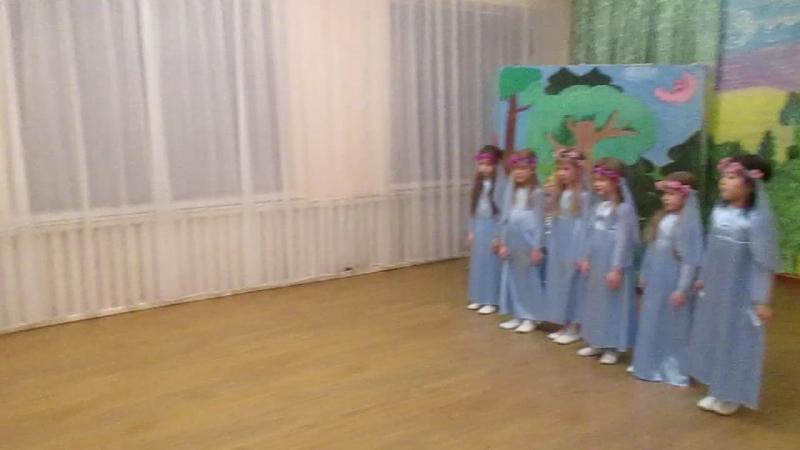 MVI_7905Мюзикл Царевна-лягушка в БДОУ г. Омска Детский сад №1