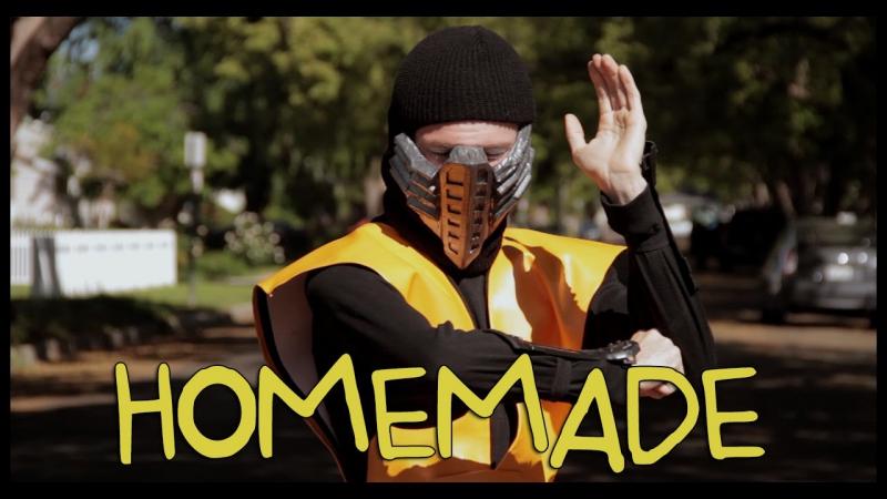 Mortal Kombat Movie Trailer - Homemade Shot for Shot