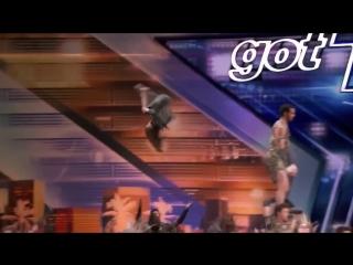 Sensational Dance Crew Get Tyra Banks GOLDEN BUZZER on Americas Got Talent ¦ Got Talent Global