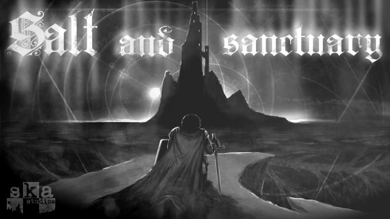 ► Salt Sanctuary {CO-OP} → Приключения мечника и мага-дамага!