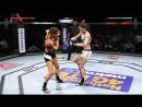 Taylor Swift vs Kaley Cuoco MMA