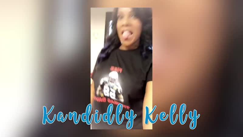 Kandidly Kelly Thomas Davis is back Season 2 Episode 1