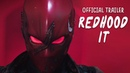 RED HOOD IT OFFICIAL TRAILER
