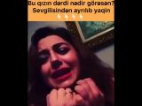 Азербайджанку бросил парень,и она в прямом эфире горько плачет. Азербайджан Azerbaijan Azerbaycan БАКУ BAKU BAKI Карабах 2018 HD