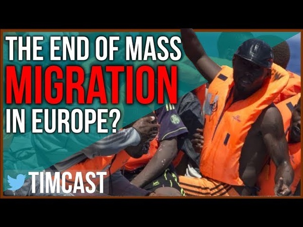 Europe Is Rejecting Migrant Ships Shutting Ports