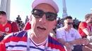 ⚡ Волгоград, фан-зона. Английский болельщик говорит по-русски!