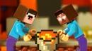ХИРОБРИН и Лего НУБик Майнкрафт - ШКОЛА МОНСТРОВ - Мультфильмы для Детей - LEGO Animation