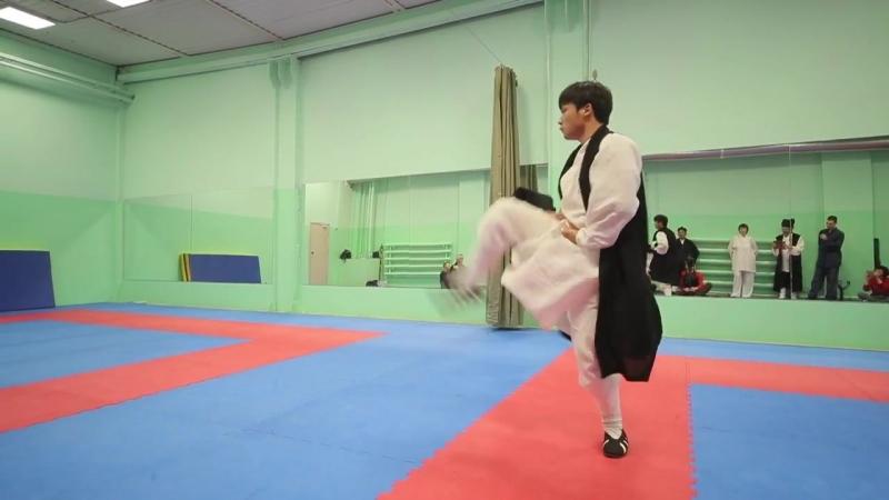 Duanda - Close Combat Fighting by Wudang Dragongate Disciple - Peng Chong Wu