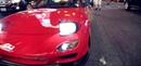 Night City Riding Honda S2000, Nissan 370X, Mazda RX-7, Evolution