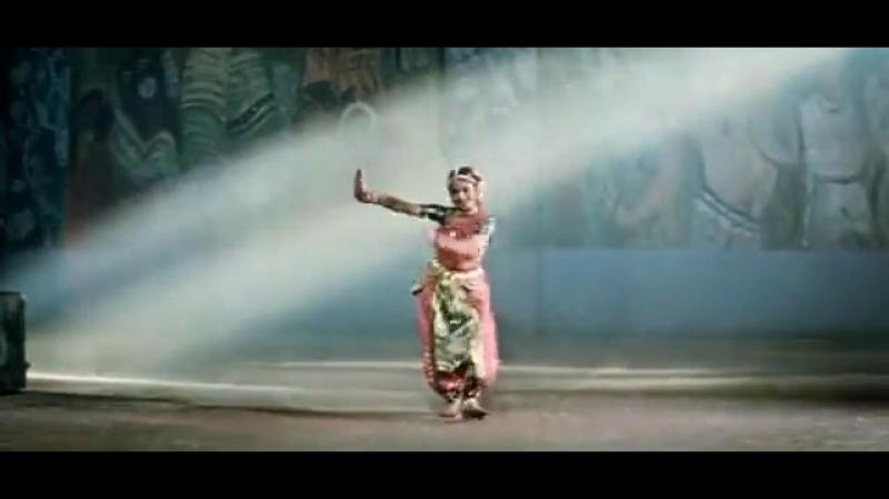 Танец Лакшми (к.ф. Афанасий Никитин Хождение за Три Моря, 1958)
