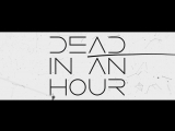 DJ Valdi feat. Gemeni &amp April Dead in an Hour (Official Music Video)