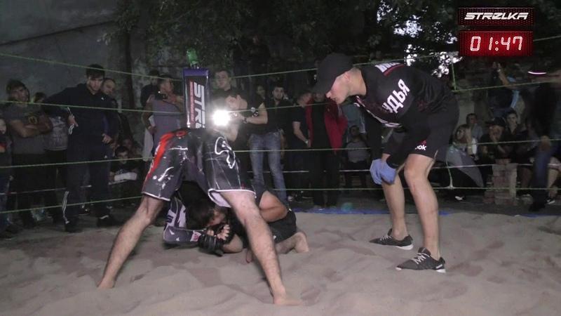 Мин-Воды, 22 сентября 2018. Бой № 6 - Два отчаянных парня в ринге СТРЕЛКИ