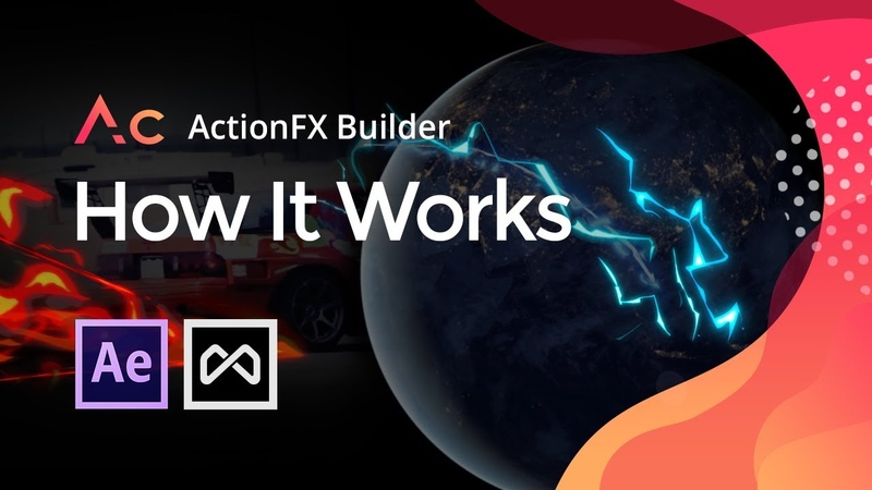 ActionFx Builder Quick Tutorial | Free After Effects Cartoon FX Plugin | Motion factory