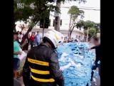 Как наказывают в Бразилии за не положенную парковку