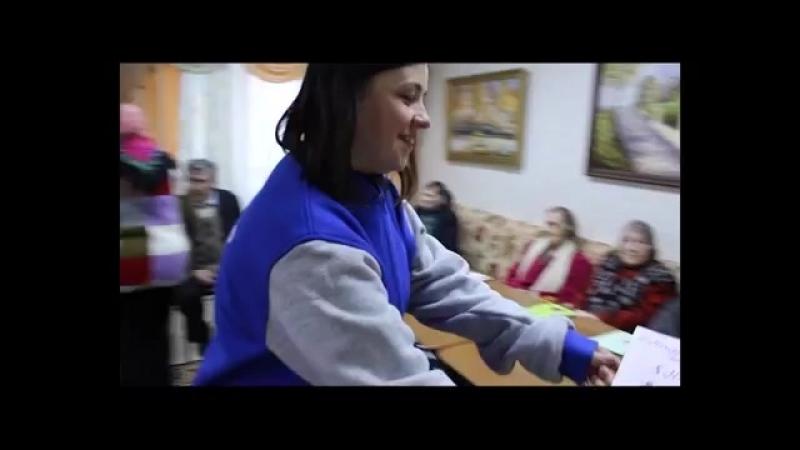 Акция «Победная весна» от Волонтёров Победы Гатчинского района