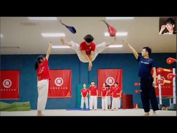 Dragon Team improving Taekwondo skills day by day