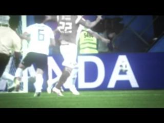 Очень важный гол Дзюбы в матче против Египта
