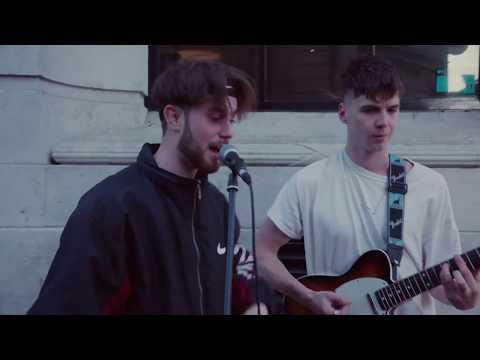 Unbelievable Street Musicians - Ren and Sam Tompkins