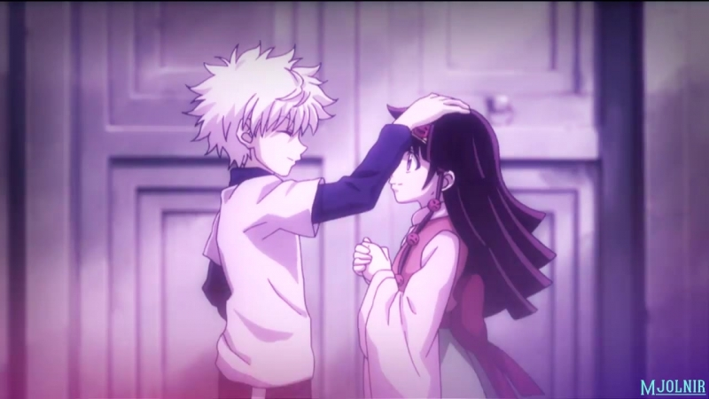 Allukas got love like WOE! - HxH AMV