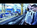 Экскурсия на Кавказский завод ЖБШ филиала ОАО