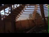 Строительство Борцовской юрты в Закулее на 07.08.18