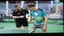 Уроки настольного тенниса А.Власова для начинающих 2014 1
