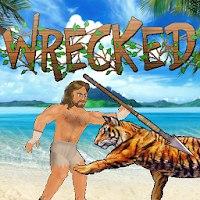 Wrecked (Island Survival Sim) [Мод: Unlocked]