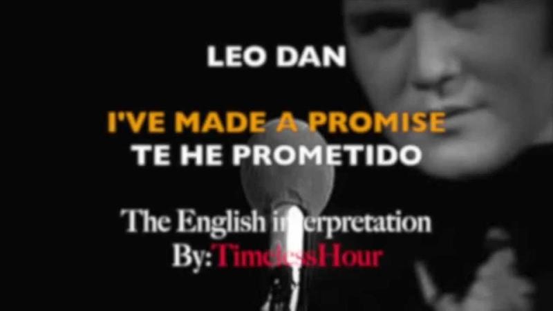 Te he prometido English Subtittles by Leo Dan