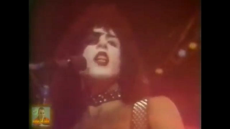 Kiss - I Was Made For Lovin You (Version Original 1979) (Producciones Especiale