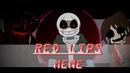 Red Lips Meme ft Lampy Hatake and Zagtale Sans Seizure n Edgy Warning