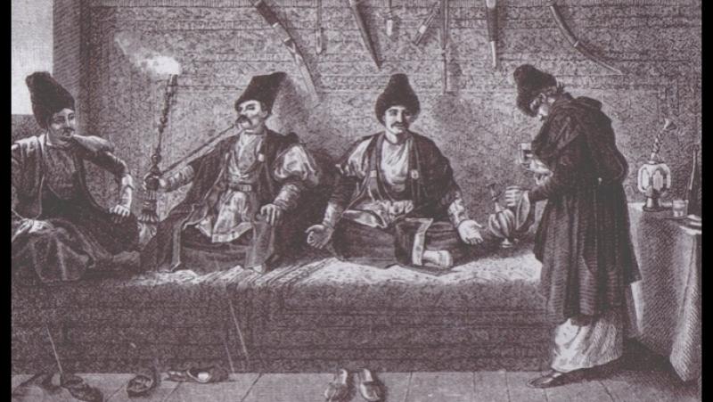 Крымские татары удивляли путешественников необыкновенным спокойствием