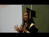 Graduate Maria of Kerala. Faculty of GPs. NSMU, Archangel, Russia, 2018.