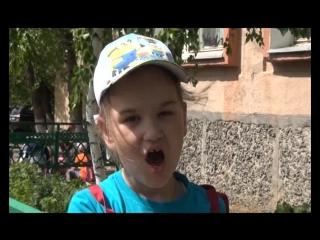 Акция Нагайбакского телевидения и Дома детского творчества в день рождения Александра Сергеевича Пушкина.