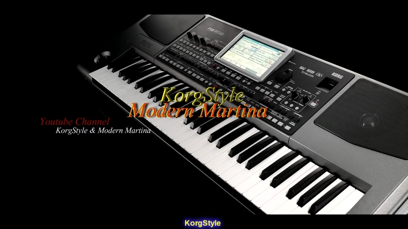 Modern Martina KS - NonStop (Korg Pa 900) DemoVersion