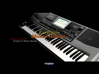 Modern Martina KS - NonStop  (Korg Pa 900) DemoVersion
